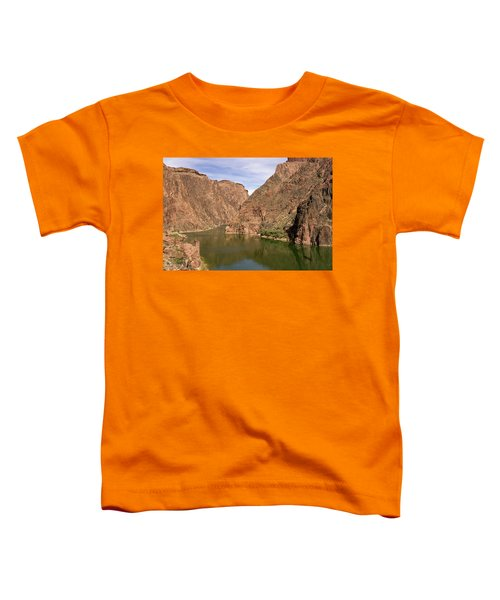 Colorado River, Grand Canyon Toddler T-Shirt
