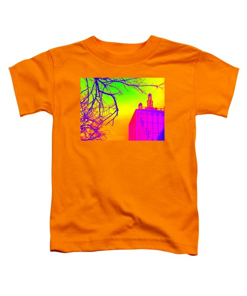 Dallas In Vivid Colors Toddler T-Shirt
