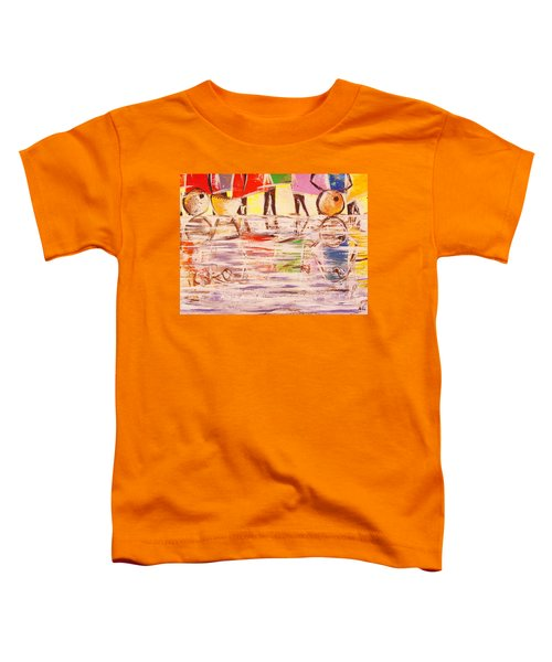 Colorful Reflections Toddler T-Shirt
