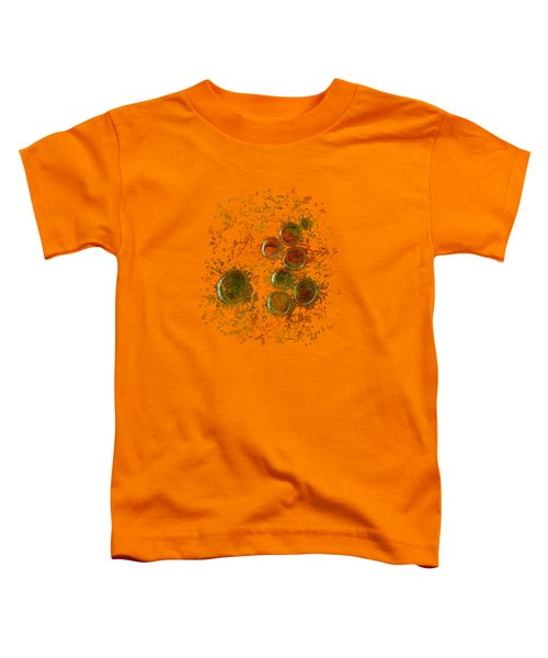 Colors Of Nature 10 Toddler T-Shirt