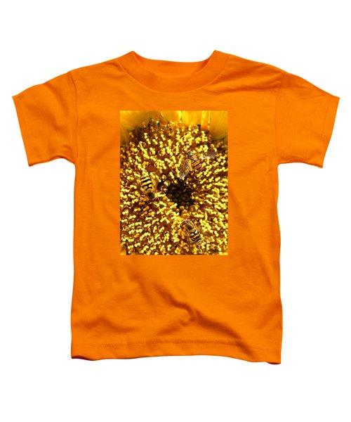 Colour Of Honey Toddler T-Shirt
