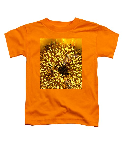 Colour Of Honey Toddler T-Shirt
