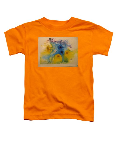 Colourful Toddler T-Shirt