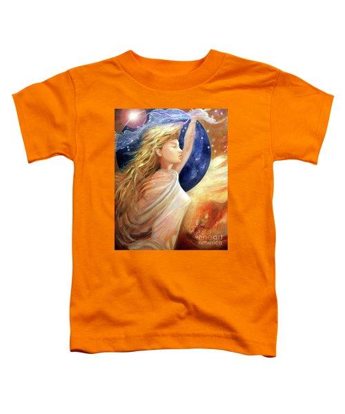 Comet Dreamer Ascend Toddler T-Shirt