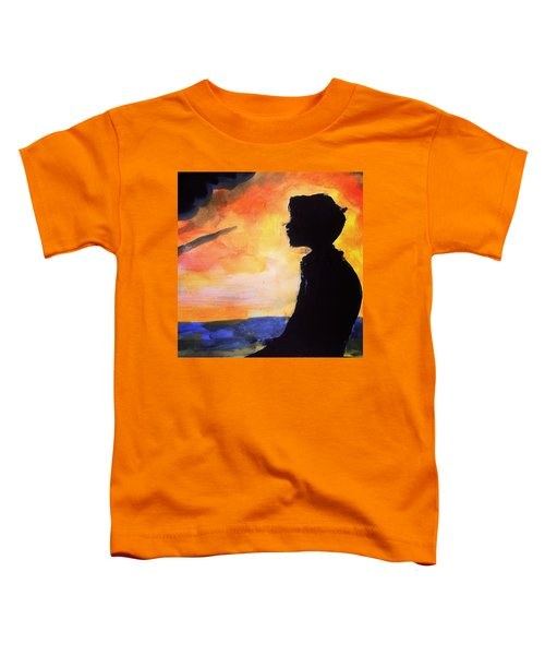 Contemplating On Your Love Toddler T-Shirt