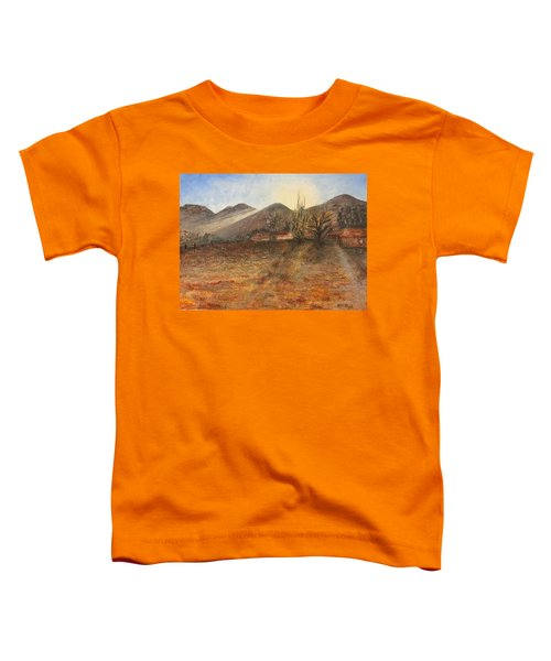 Country Sunset Toddler T-Shirt