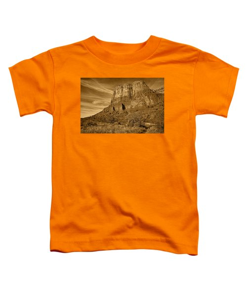 Courthouse Butte Tnt Toddler T-Shirt