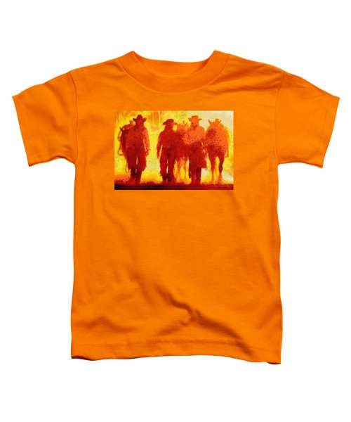 Cowpeople Toddler T-Shirt