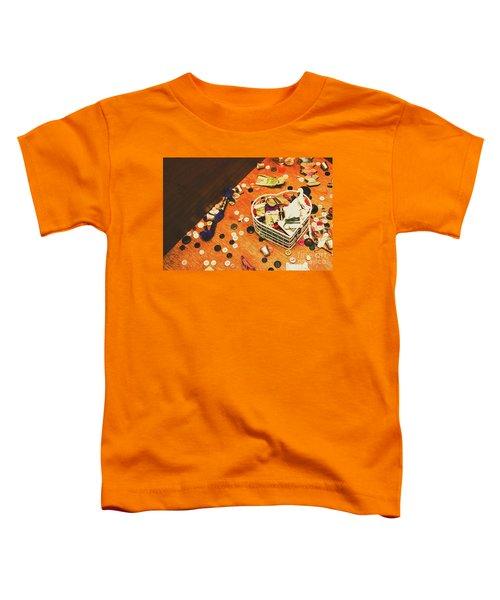 Crafting Corner Toddler T-Shirt