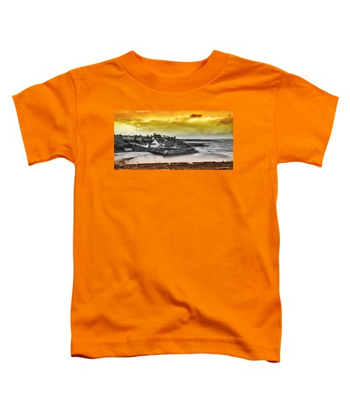 Crail Harbour Toddler T-Shirt