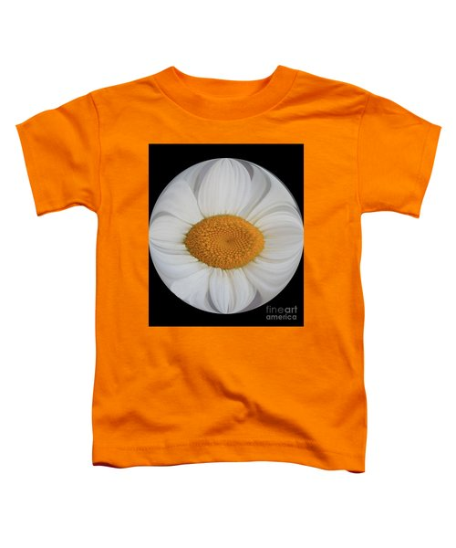 Daisy Sunny Side Up Toddler T-Shirt