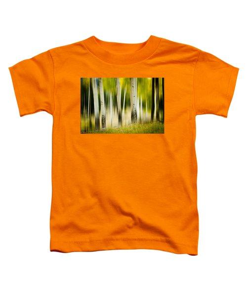 Dancing Aspens Toddler T-Shirt