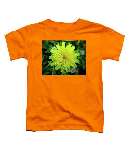Dandelion Symmetry Toddler T-Shirt