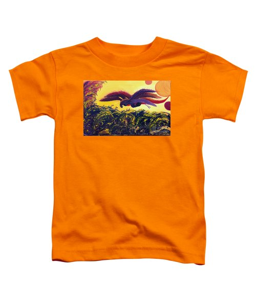 Dangerous Waters Toddler T-Shirt