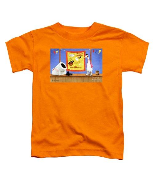 Dare-devil, The Toddler T-Shirt