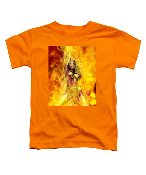 Dark Phoenix Toddler T-Shirt