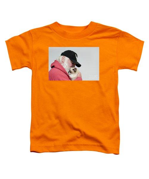 David And Mr Atkin Toddler T-Shirt