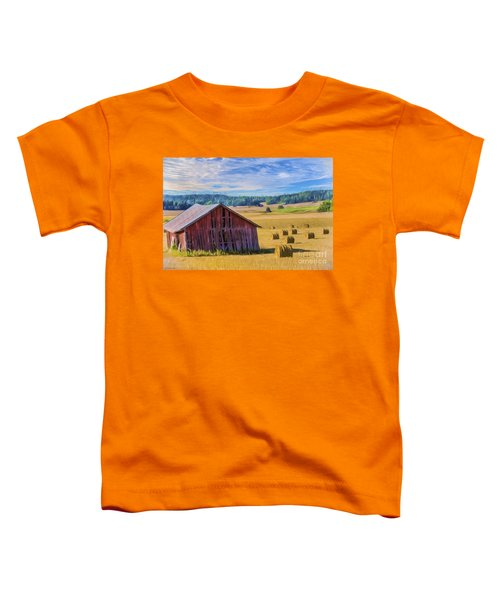 Day Of August Toddler T-Shirt
