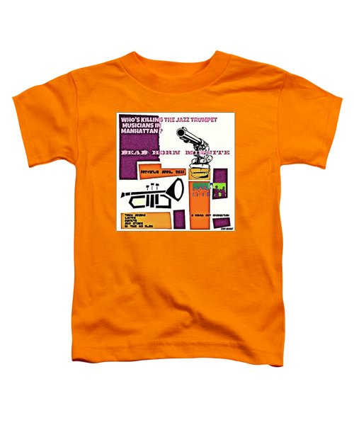 Dead Horn Midnite/ad Toddler T-Shirt