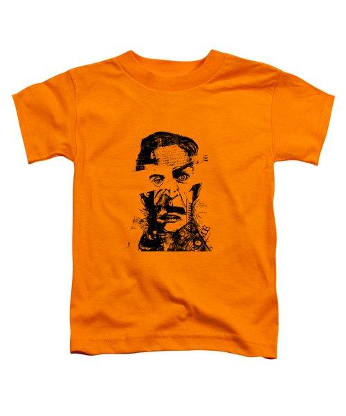 Burning Man Toddler T-Shirt