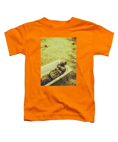 Decomposition Of A Murder Mystery Toddler T-Shirt