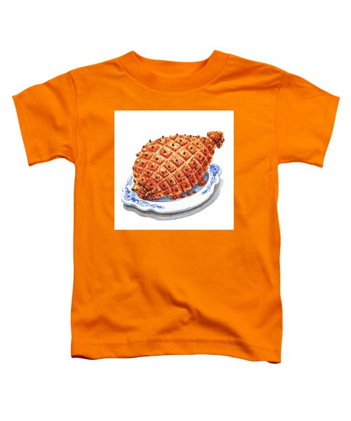 Delicious Ham Toddler T-Shirt