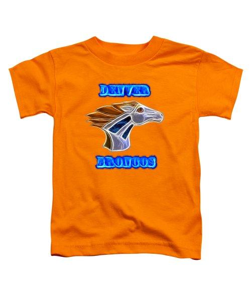 Denver Broncos 2 Toddler T-Shirt