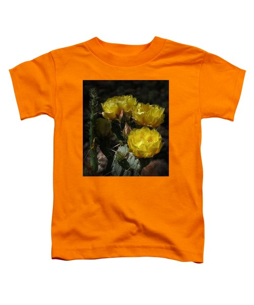 Desert Blooming Toddler T-Shirt