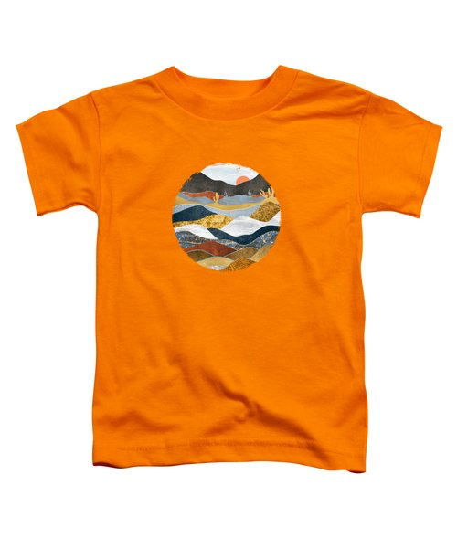 Desert Cold Toddler T-Shirt