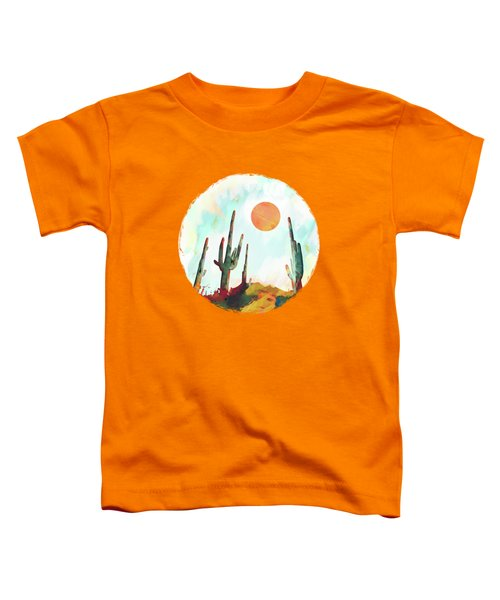 Desert Day Toddler T-Shirt