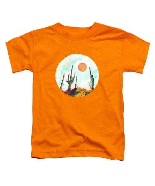 Desert Day Toddler T-Shirt