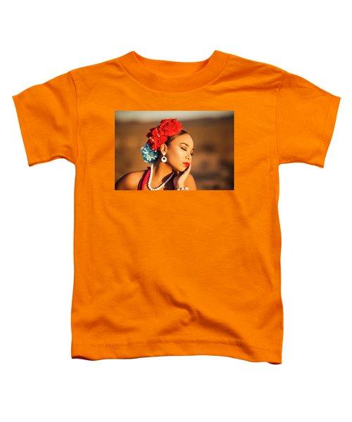 Desert Pearl Toddler T-Shirt