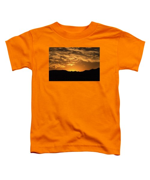 Desert Sunrise Toddler T-Shirt