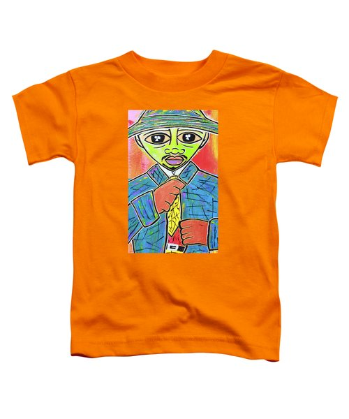 Dipped And Dapper Toddler T-Shirt