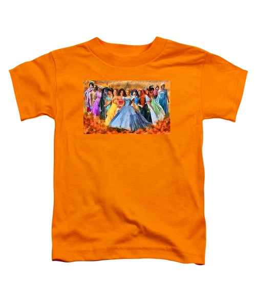 Disney's Princesses Toddler T-Shirt