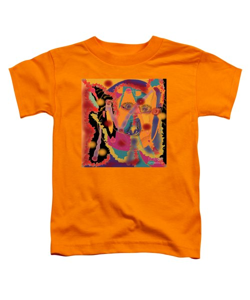 Distressed One Toddler T-Shirt