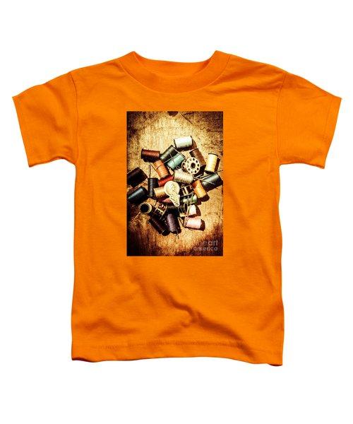 Diy Vintage Fashion Design Toddler T-Shirt