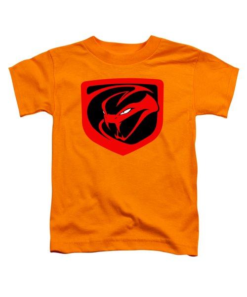 Dodge Viper Toddler T-Shirt