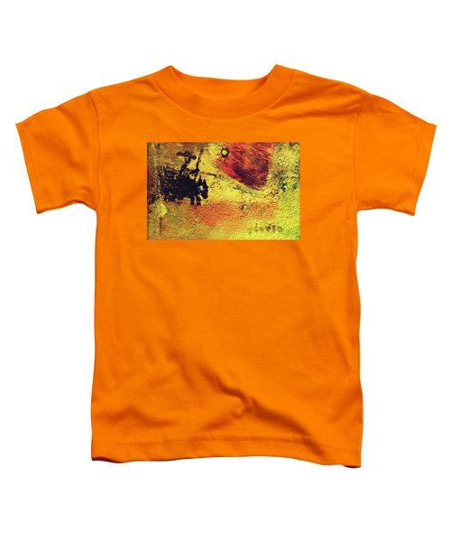 Don Quixote Man Of La Mancha Toddler T-Shirt
