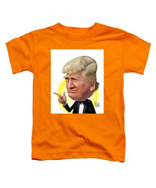 Donald Trump Toddler T-Shirt