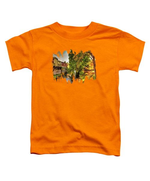 Down By The Creek Toddler T-Shirt