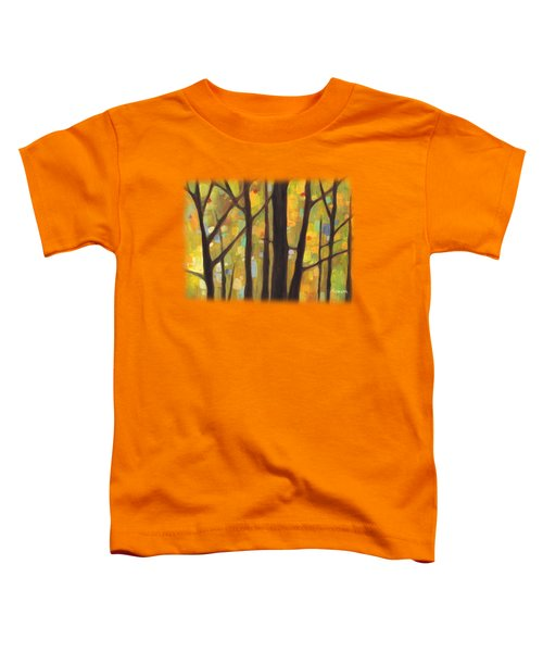 Dreaming Trees 1 Toddler T-Shirt