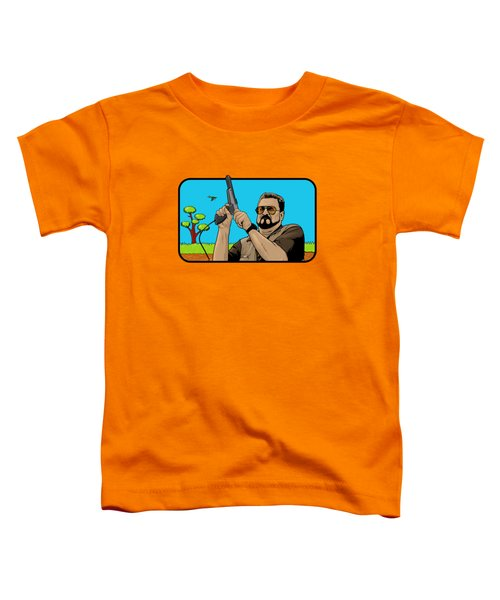 Duck Hunting On Shabbos  Toddler T-Shirt