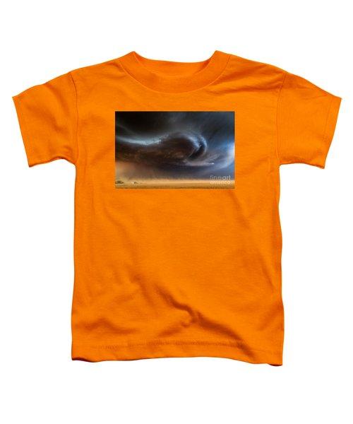Dust Storm Toddler T-Shirt