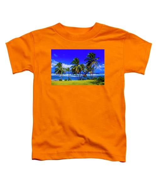 East Coast Toddler T-Shirt