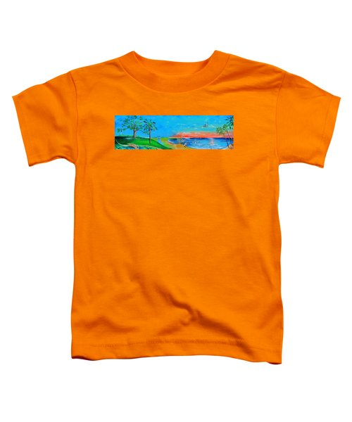 East Of The Cooper Toddler T-Shirt
