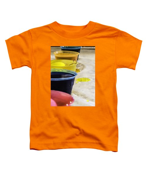 Easter Eggs Toddler T-Shirt