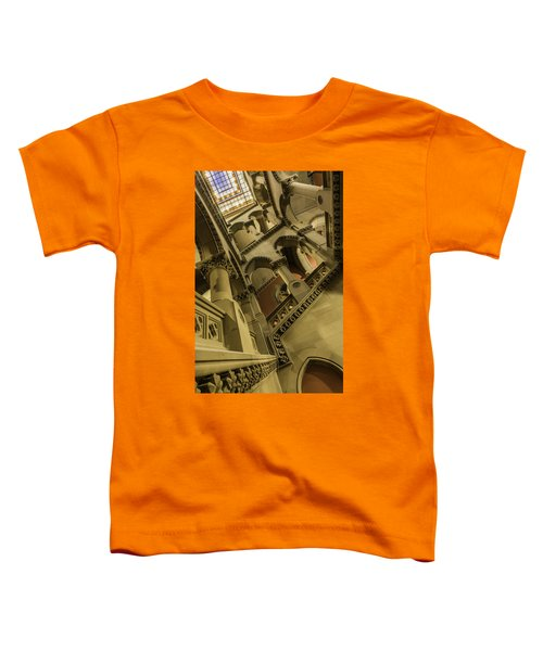 Eastern Staircase Toddler T-Shirt