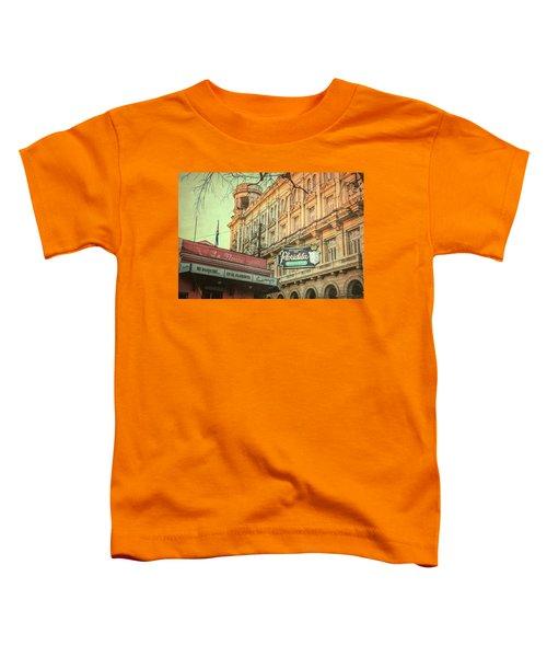 El Floridita Havana Cuba Toddler T-Shirt