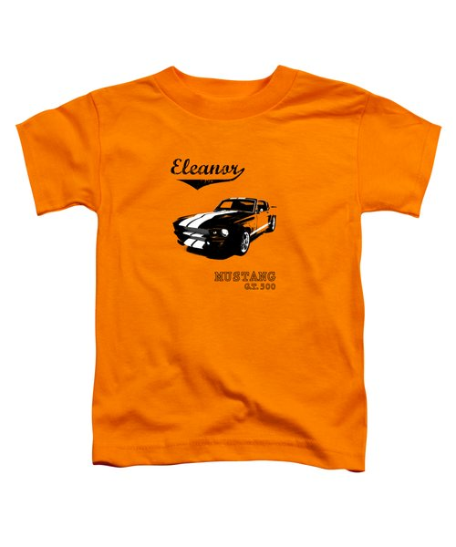 Eleanor Toddler T-Shirt